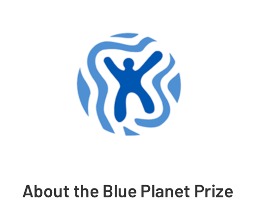 About the Blue Planet Prize